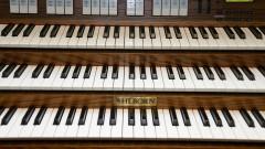 Órgão do Departamento de Música da ECA