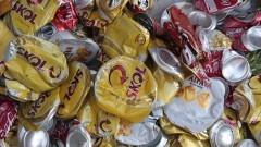 Reciclagem de Latas