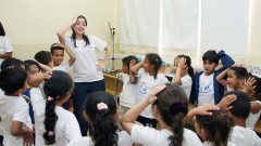Escola Municipal Prof. Adolfo Cardoso – Pindorama, SP – II
