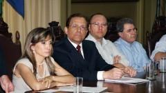 Assinatura dos convênios para o Parque Tecnológico de Ribeirão Preto