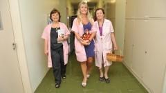 Voluntárias no Hospital Universitário – HU