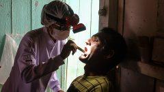 Atendimento Odontológico – Base Odontológica de Monte Negro, Rondônia (ICB)