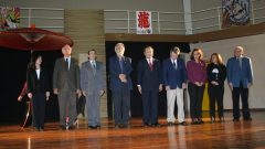 II Festival do Japão, no Teatro do Campus (Capela)