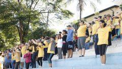 Caminha da Saúde do CEFER, 2010