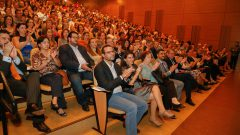 5º Congresso de Graduação da USP . Local: Campus da USP Ribeirão Preto. Foto: Cecília Bastos/USP Imagem