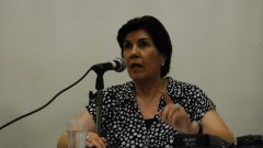 Aula Magna da FFLCH: Maria Ligia Coelho Prado