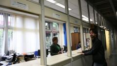 Secretaria do Departamento de Filosofia. foto Cecília Bastos/USP Imagem