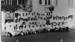 Fotos históricas da USP de Ribeirão Preto