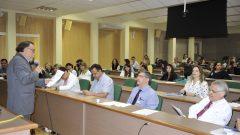 Comemoração dos 10 anos do curso de Nutrição da FMRP
