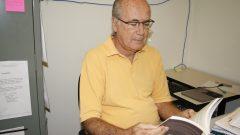 Prof. Fábio de Melo Sene, da FMRP, 2009