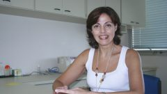 Profa. Silvana Maria Quintana, da FMRP, 2009
