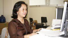 Nancy Yukie Yamamoto, nutricionista do HC-FMRP, 2010