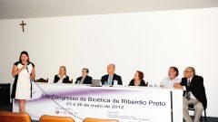 IV Congresso de Bioética de Ribeirão Preto, 23 a 26 de maio de 2012
