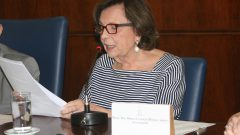 Outorga do título de professora emérita a Maria de Lourdes Monaco Janotti