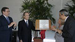 Inauguração do Bloco Didático C, da FDRP, 2009