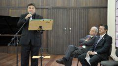 Inauguração da reforma da Tulha, Sala de Concertos, 2015