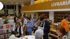 """Evento de lançamento dos livros """"O Império dos Livros"""" e """"História do PT"""""""