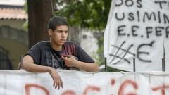 Ocupação de Escolas Públicas em São Paulo