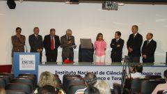 Inauguração do Instituto Nacional de Ciência e Tecnologia em Células-Tronco e Terapia Celular