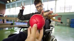 Bocha para deficientes – EEFE