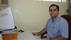 João Panis, engenheiro da Prefeitura do Campus de Ribeirão Preto (PUSP), 2006