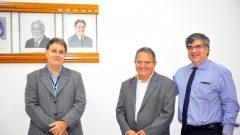 Entronalização prof José Moacir Marin, da FORP 30/03/2015