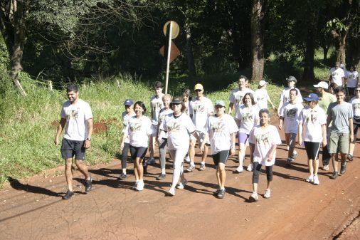 Caminhada da Saúde, CEFER, 04/12/2011
