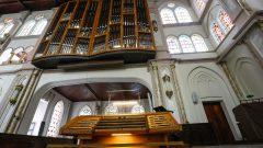 Catedral Evangélica – Órgão de tubos cedido pela Universidade de São Paulo