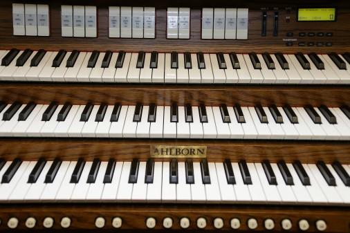 Departamento de Música da Escola de Comunicações e Artes – Órgão
