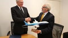 Convênio USP e Boeing