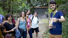 """II Encontro de Iniciativas Socioambientais: """"Do Evento ao Movimento"""" – Instituto de Energia e Ambiente (parte II)"""