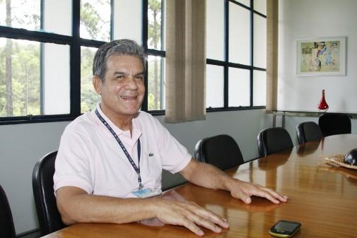 Professor Edson Luiz Riccio – CCInt