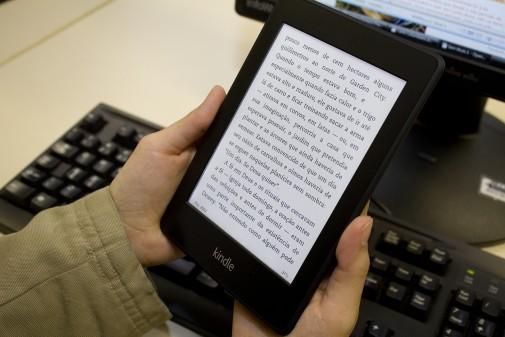 Leitura – Livro eletrônico