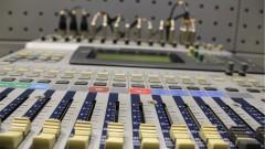 Mesa de som da rádio USP