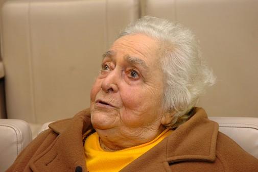 Homenagem à Profª Berta Lange de Medeiros – IB