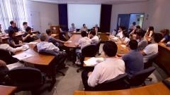Palestra Relações Governo-Universidade-Empresas – FEA