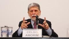 Celso Amorim no IEA