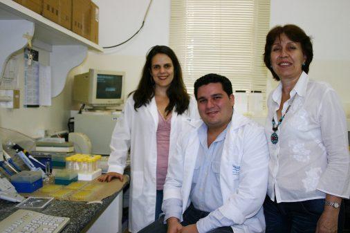 Profa. Lúcia Faccioli, da FFCLRP, 2006
