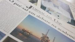 Exemplares do Jornal da USP