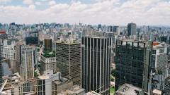 Imagens aéreas da cidade de São Paulo – Capital