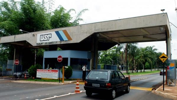 Campus da USP em Ribeirão Preto