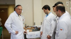 Unidade de Cirurgia Plástica do Hospital das Clínicas (HC)