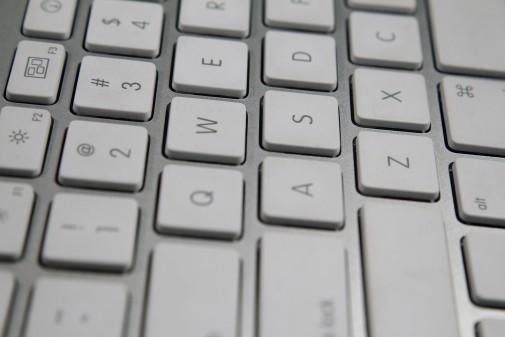 Teclado de computador – Informática