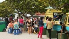 Praça Gastronômica – Campus da Capital