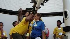 Parque Cientec – Espaço astronomia