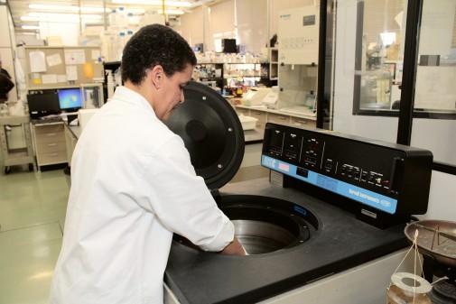Laboratório do Instituto de Química IV