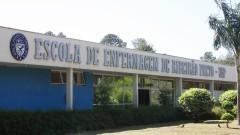 Fachada Escola de Enfermagem Ribeirão Preto