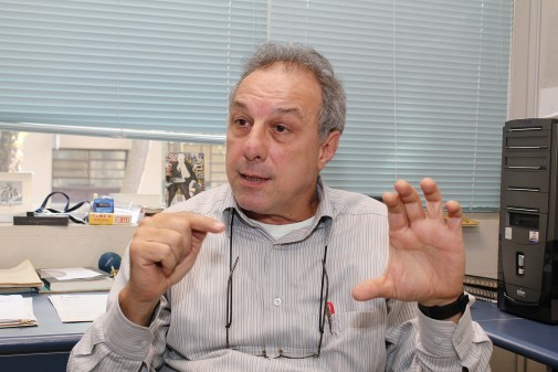 Professor Rubens Lichtenthaler Filho – Instituto de Física