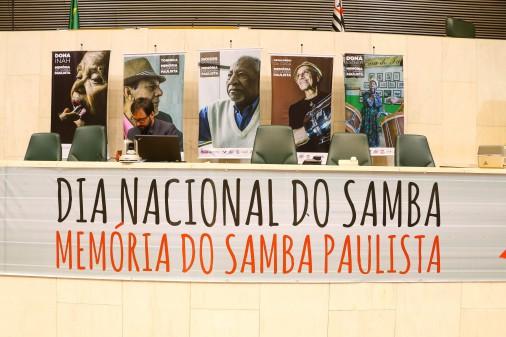 Memória do Samba Paulista – Dia Nacional do Samba