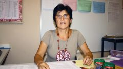 Ana Mello, diretora da Creche Carochinha, 04/12/2011